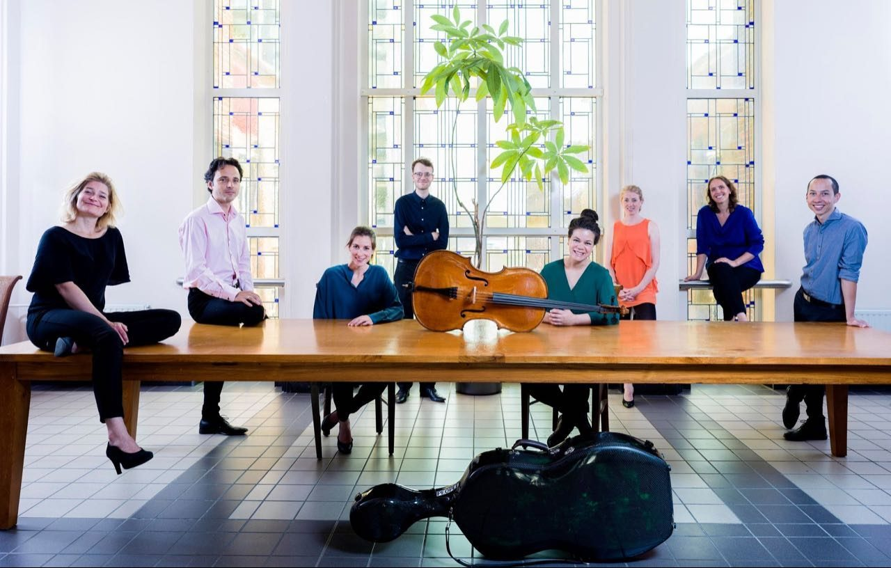 Concert CelloOctet verplaatst naar 12 maart 2021