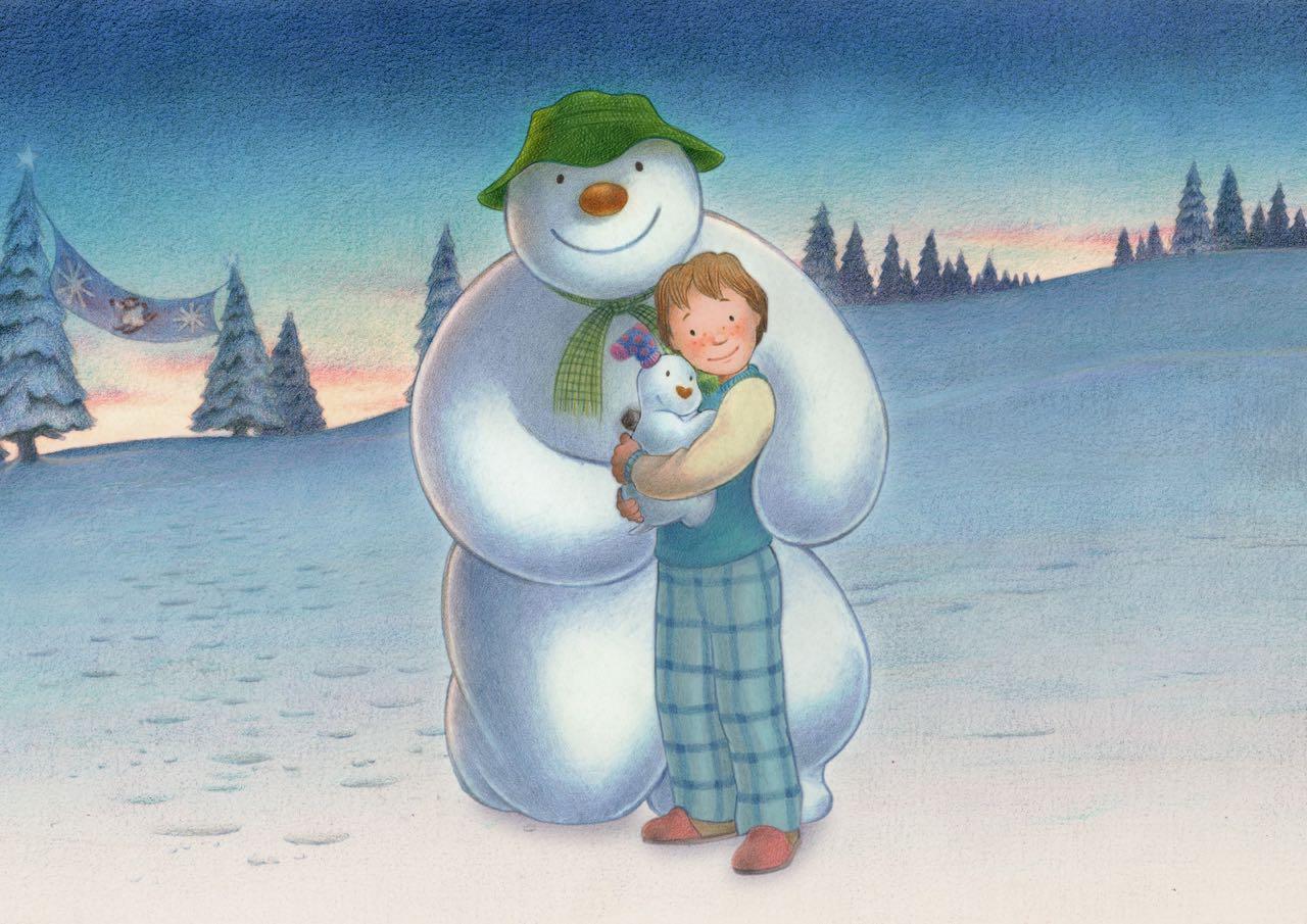 Snowman familieconcert op 15 december